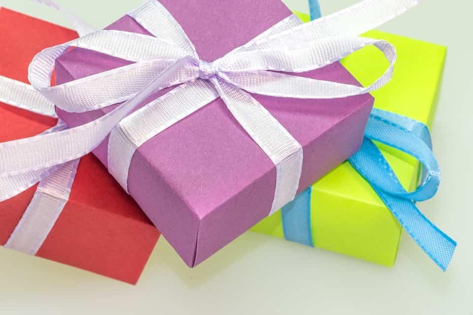 személyes ajándék