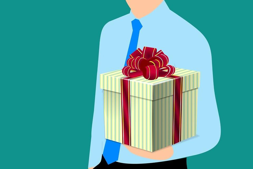 kreatív ajándék